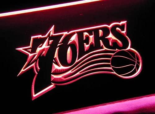 Zhengdian Electronic Philadelphia 76ers Bombilla LED Cartel ...