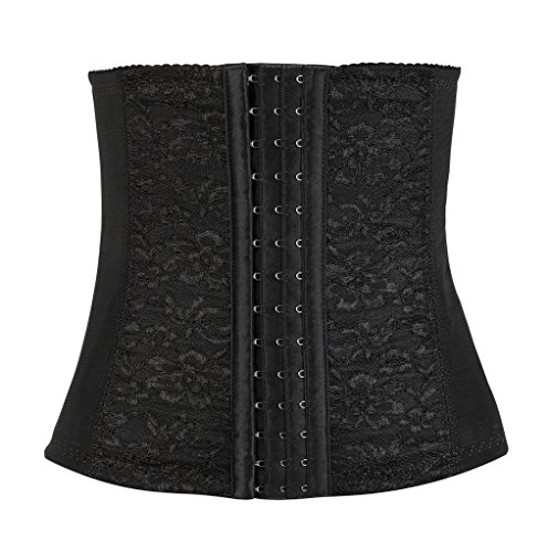 womens-classic-lace-waist-training-corset-steel-boned-cincher-with-3-hooks-body-shapewear-girdle-for