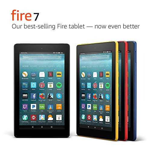 Fire 7 Tablet  (7' display, 8 GB) - Black - (Previous Generation -...
