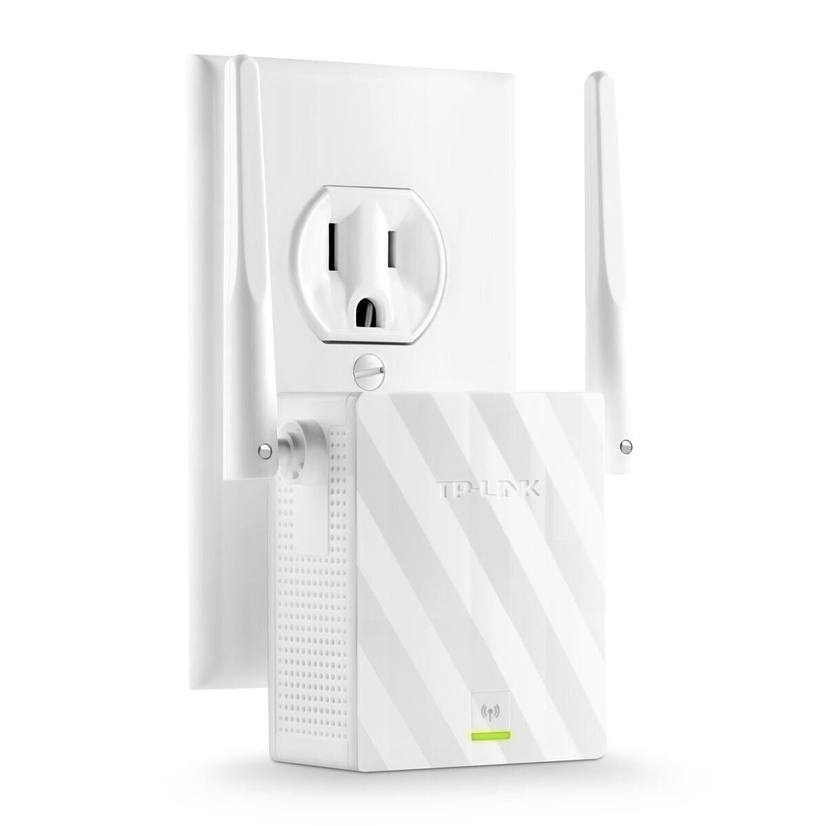 TP-Link N300 WiFi Range Extender with External Antennas and Compact Design (TL-WA855RE) by TP-Link