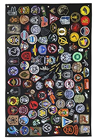 Bundle 13 Pieces Great Value Tactical Morale Patch Full Embroidery Military Patches Set for Caps,Bags,Backpacks,Tactical Vests,Military Uniforms Etc.