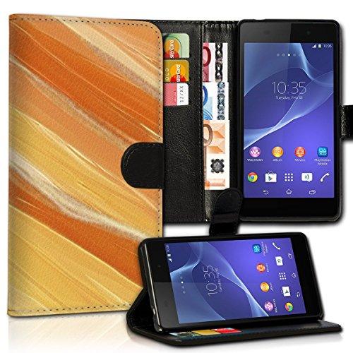 Wallet Book Style Flip Handy Tasche Case Schutz Hülle Schale Motiv Etui für Apple iPhone 6 / 6S - Design Flip MV118
