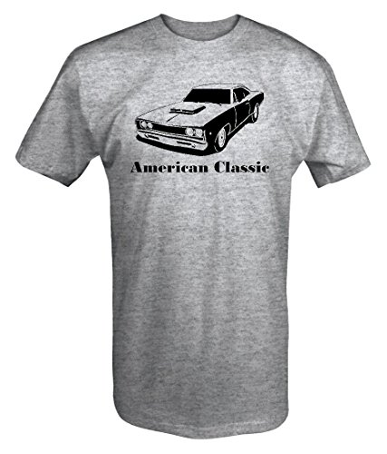 American Classic Plymouth Mopar Dodge Super Bee Muscle Car T shirt -Medium