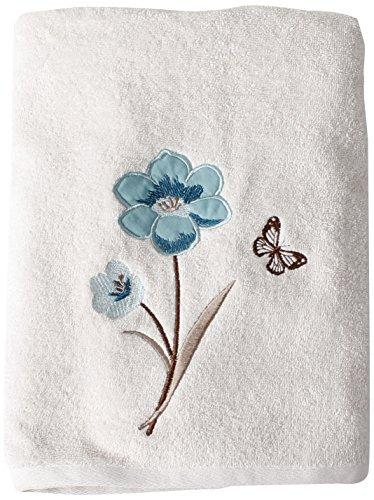 Saturday Knight Q1246600800103 Blue Note Bath Towel
