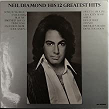 Neil Diamond - His 12 Greatest Hits - MCA Records - MAPS 7400