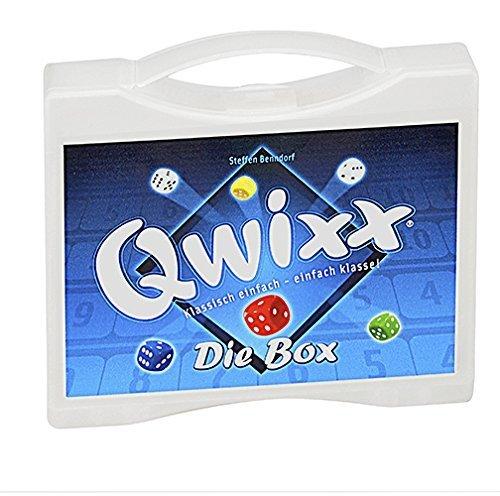 Nürnberger Spielkarten 9317 - Qwixx Box