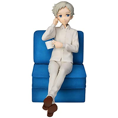 Sega The Promised Neverland: Norman Premium Figure: Toys & Games