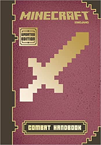 Minecraft Combat Handbook Updated Edition An Official Mojang Book - Minecraft spielen fur anfanger
