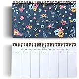 Planner semanal - Anna - 56 semanas - Não Datado