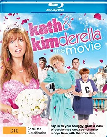 Covers. Box. Sk::: kath & kimderella (2012) high quality dvd.