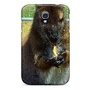 Dana Lindsey Mendez Snap On Hard Case Cover Kangaroo Protector For Galaxy S4 by icecream design