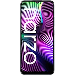Realme Narzo 20 (Glory Sliver, 4 GB RAM, 64 GB Storage)