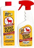 Scent-Killer-559-Wildlife-Research-Super-Charged-Spray-2424-Combo-48-oz