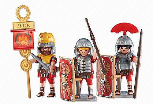 PLAYMOBIL® Add-On Series - 3 Roman Legionaries