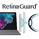 RetinaGuard Anti-UV, Anti-Blue Light Screen Protector for Surface Pro6 SGS & Intertek Tested - Blocks Excessive Harmful Blue Light, Reduce Eye Fatigue and Eye Strain