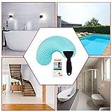 Secopad Non-Slip Bathtub Stickers, 24 PCS Safety