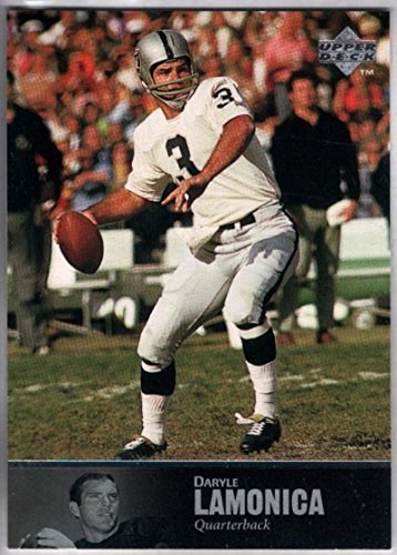 Football NFL 1997 Upper Deck Legends #129 Daryle Lamonica Raiders