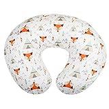 Org Store Premium Nursing Pillow Cover | Infant Pillow Slipcover for Breastfeeding Moms (Bohemian Fox Design): more info