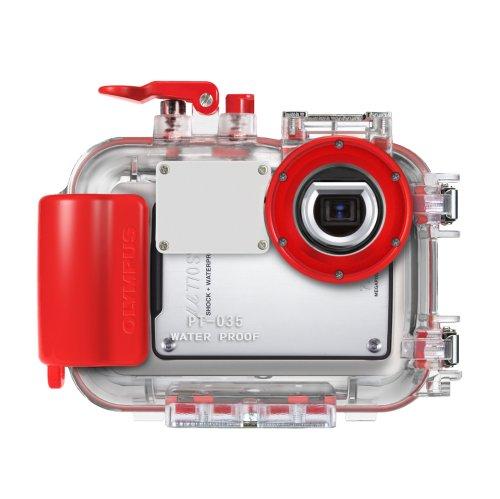 OLYMPUS 防水プロテクター μ770SW用 PT-035   B000N4P4WC