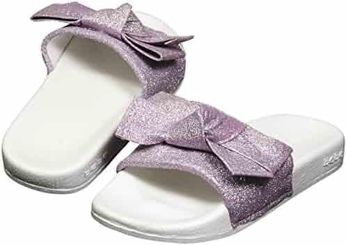 c7be420e8 bebe Soft Slip-On Slide Slippers Casual Lounge Street Fashion Open Toe Flat Sandal  Girls