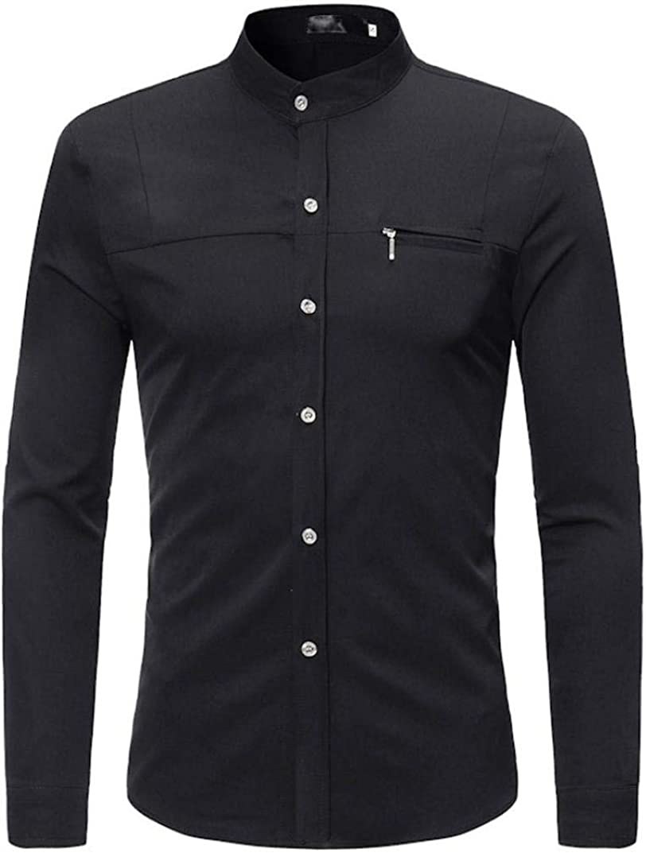 Camisas Casual Hombre Manga Larga, Covermason Camiseta ...