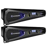 Crown Audio XLS 1002 Stereo Power Amplifier (350W at 4 Ohm) (Pair)