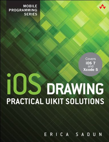 iOS Drawing: Practical UIKit Solutions by Erica Sadun, Publisher : Addison-Wesley Professional