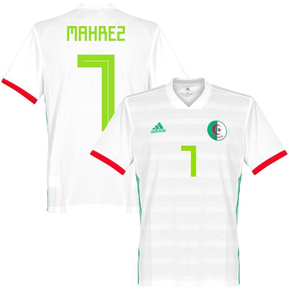 Algerien Home Trikot 2018 2019 + Mahrez 7 - XL