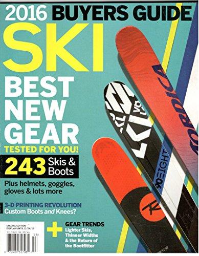 (Ski Buyers Guide 2016 Magazine)
