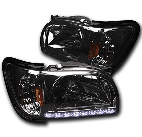 ZMAUTOPARTS Toyota Tacoma Crystal Lights product image