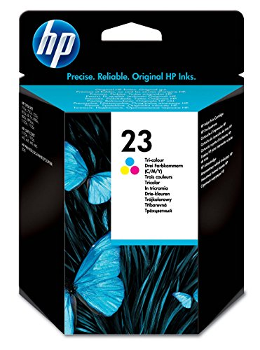 HP Tri color Original Cartridge C1823D product image