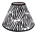 Trend Lab Lampshade, Zebra