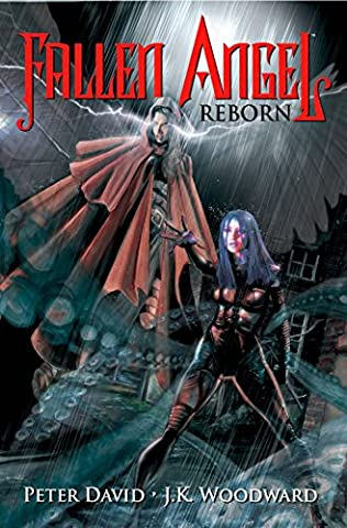 book cover of Fallen Angel Reborn