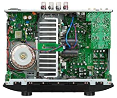 With a fully discrete current feedback design, the PM8006 integrated amplifier is perfect for audiophiles who require both excellent music quality and flexible operation. The PM8006 offers a powerful 2x 70W into 8 Ohm build, while the symmetr...
