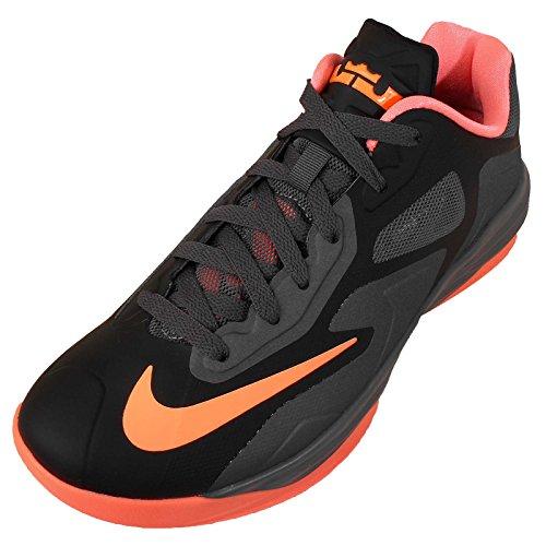 c1764af281 ... Amazon.com Nike LeBron ST III Black Punch Crimson (642839-080)  Basketball ...