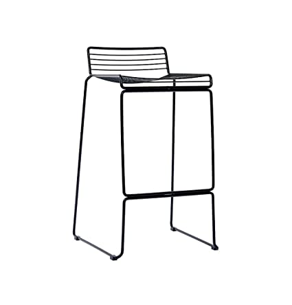 Amazon Com Gyz Bar Stool Bar Stool Bar Chair Wrought Iron Stool