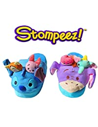 Stompeez Slippers for Kids Disney Tsum Tsum Home Shoes Fancy