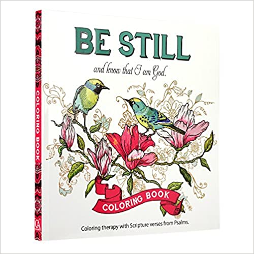 Free download be still inspirational adult coloring therapy ebook be still inspirational adult coloring therapy featuring psalms tags fandeluxe Choice Image