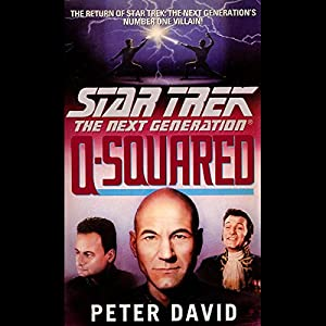 Star Trek, The Next Generation: Q-Squared (Adapted) Audiobook