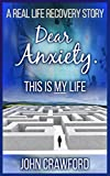 Free eBook - Dear Anxiety  This is My Life