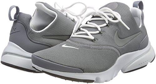 Grey pure 012 cool Platinum Fly Hommes Chaussures Nike Gris Blanc Presto black 86qw7nOxC