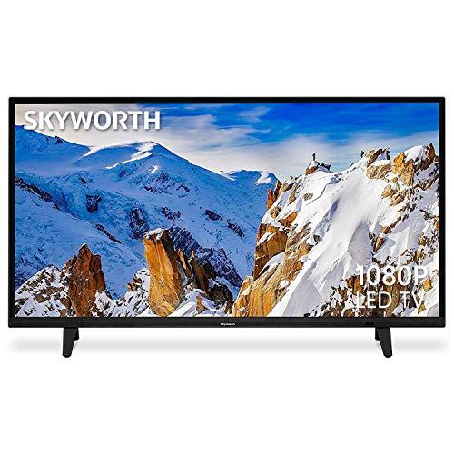 """Skyworth E-Series 40E2 1080P 40"""" Inch LED TV 60 Hz..."""