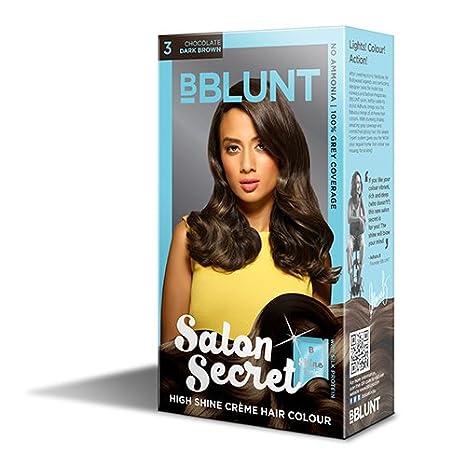 84845e0719b Buy BBLUNT Salon Secret High Shine Crème Hair Colour