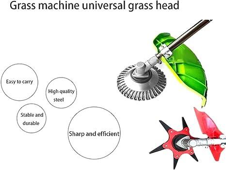 BONNIO Outil pour enlever Les Mauvaises Herbes Outil pour Couper Les Mauvaises Herbes Size 150mm