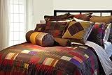 Pointehaven Printed 300 TC 2-Piece 100-Percent Combed Cotton Duvet Set, Marrakesh, Twin by Pointehaven