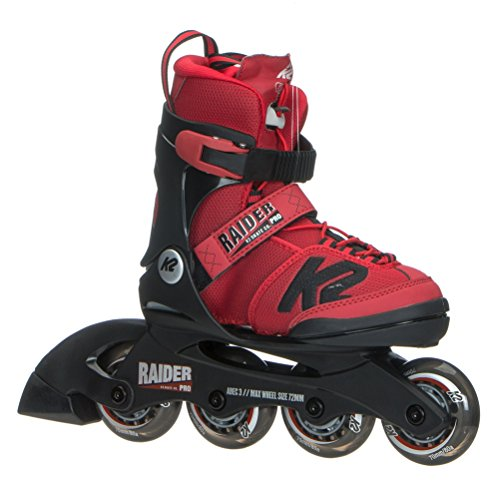 K2 Skate Raider Pro, Red, 11-2 for sale  Delivered anywhere in USA