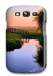 WpJGGDR2417QQgoh Tpu Phone Case With Fashionable Look For Galaxy S3 - Place