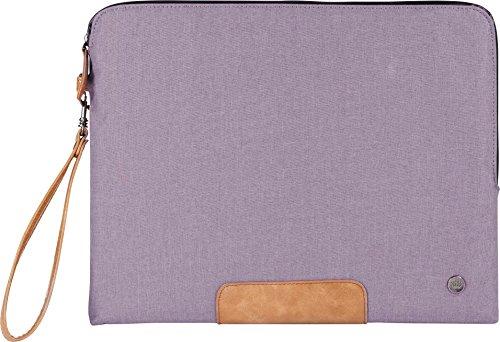 "LS06 Chocolate Chip 14 14/"" inch Laptop Carrying Case Sleeve PKG LS06-13-DRI-CHCH"