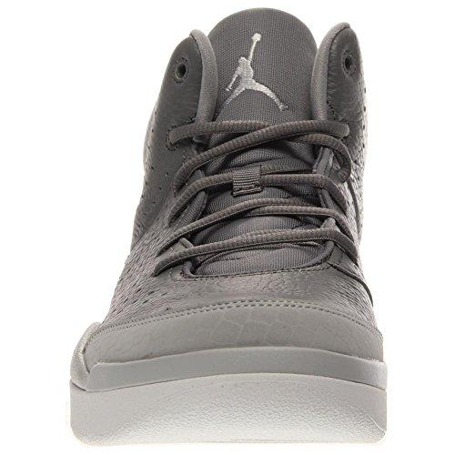 Nike Jordan Flight Tradition, Zapatillas de Deporte para Hombre Gris / Blanco (Cool Grey / White-Wolf Grey)
