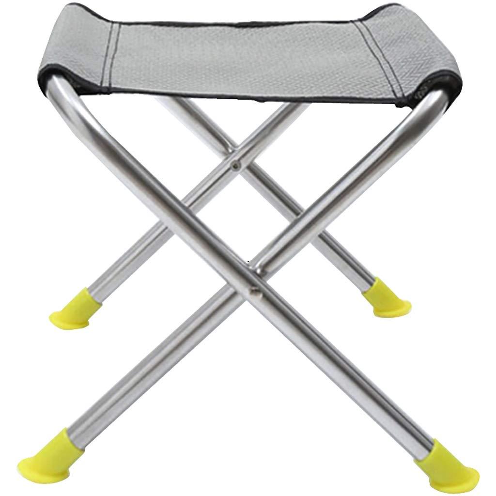 Luggage Racks- Folding metal outdoor Mazar stool Leisure fishing beach bench Multi-function home Hotel luggage rack Sofa stool Foot stool (Size : 333029cm)